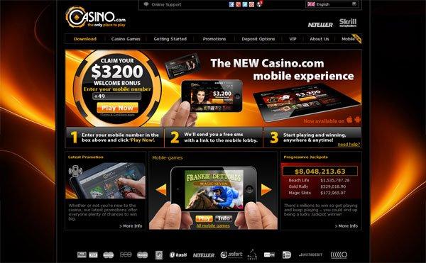 фото Casino com com казино