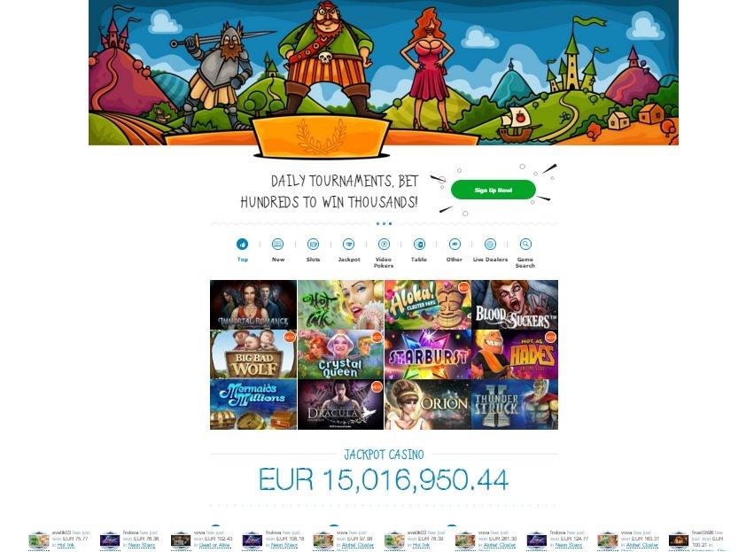 Обзор онлайн казино Casino-X (Казино Икс)