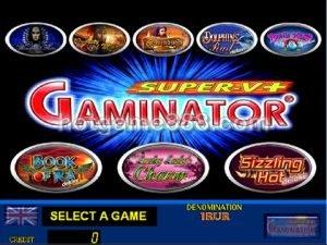 Интернет казино Gaminator