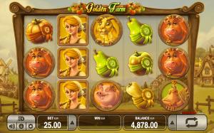 Golden Farm слот от Push Gaming